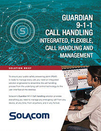 Guardian Call Handling