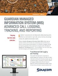 Guardian Management Information System (MIS)