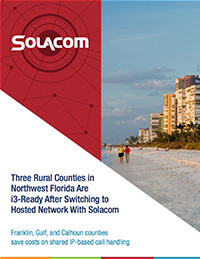 Three Counties in Northwest Florida Save Costs With Solacom