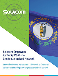 Solacom Delivers Cost Savings and Call Control to Central Kentucky Network
