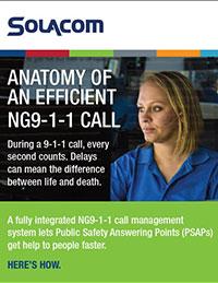 Anatomy of an Efficient NG9-1-1 Call