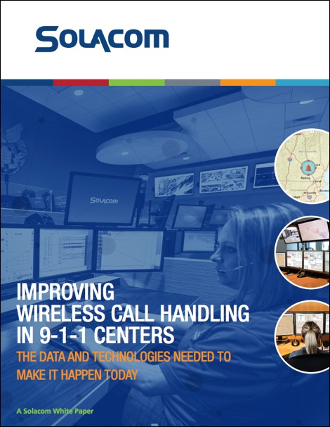 Improving Wireless Call Handling in 9-1-1 Centers
